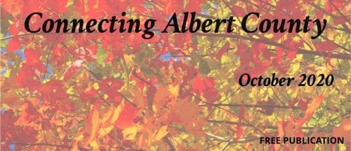 Special print issue of Connecting Albert County