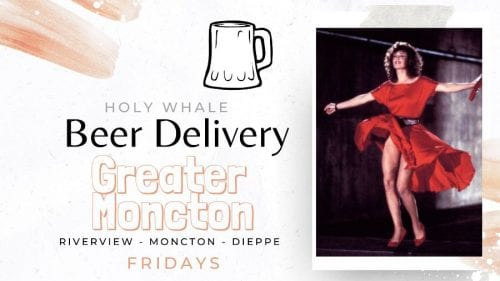 Holy Whale offering beer and coffee delivery