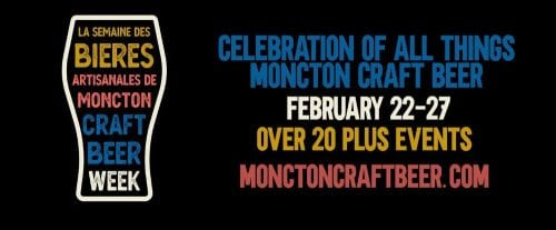 Moncton Craft Beer Fest coming in February