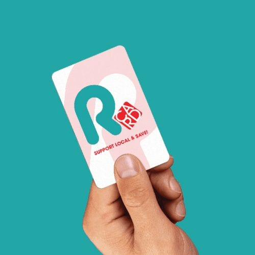 Enroll your business in the new Riverview Rewards card program