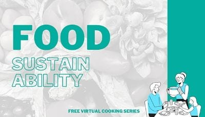 Free virtual cooking classes