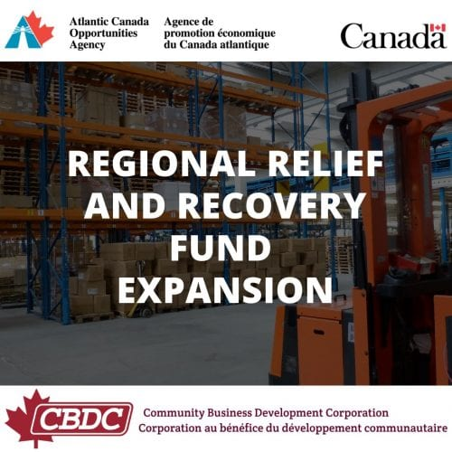 Regional Relief Recovery Fund