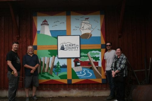 Albert County Historical Society is creating a Barn Quilt Trail map