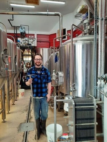 Holy Whale head brewer starts environmental initiative