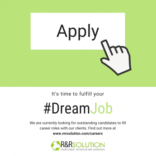 Looking to fill the role of: Accounts Receivable Coordinator, Greater Moncton