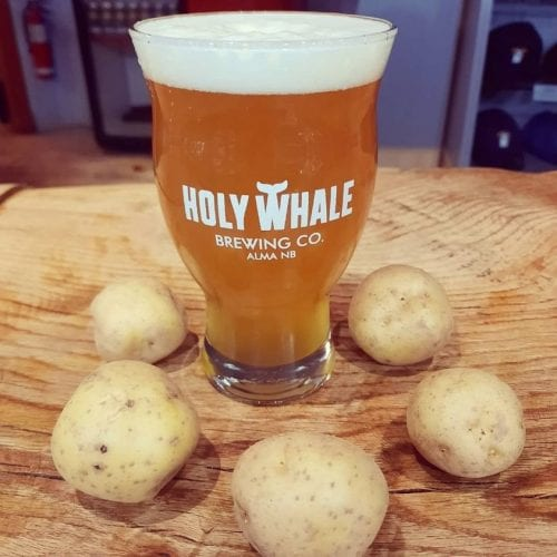 Holy Whale brings back PEI Wit beer