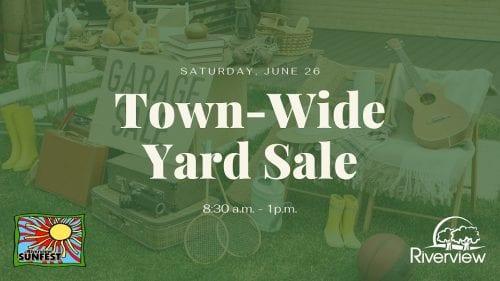 Riverview Yard Sale