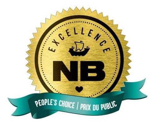 Holy Whale won Excellence NB award