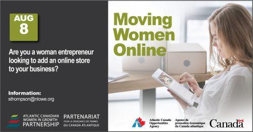 Moving Women Online