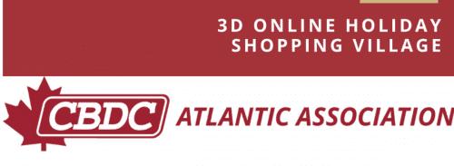 CBDC 3D Holiday Shopping Village