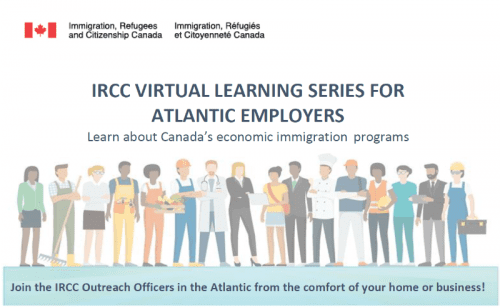 IRCC information sessions for employers