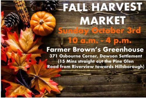 Harvest Market at Farmer Brown's